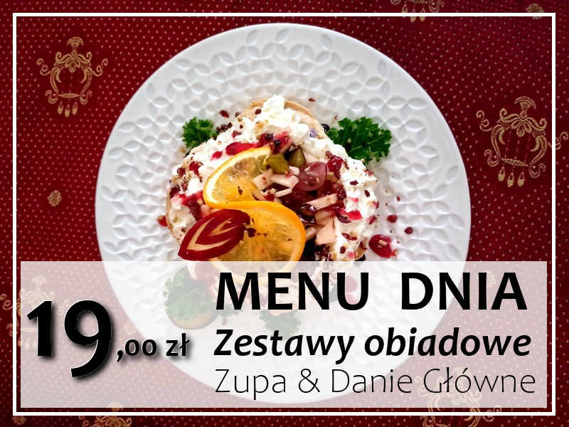 Sprawdź zestawy obiadowe na naszym facebooku!
